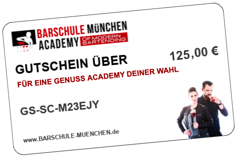 Gutschein Genuss Academy