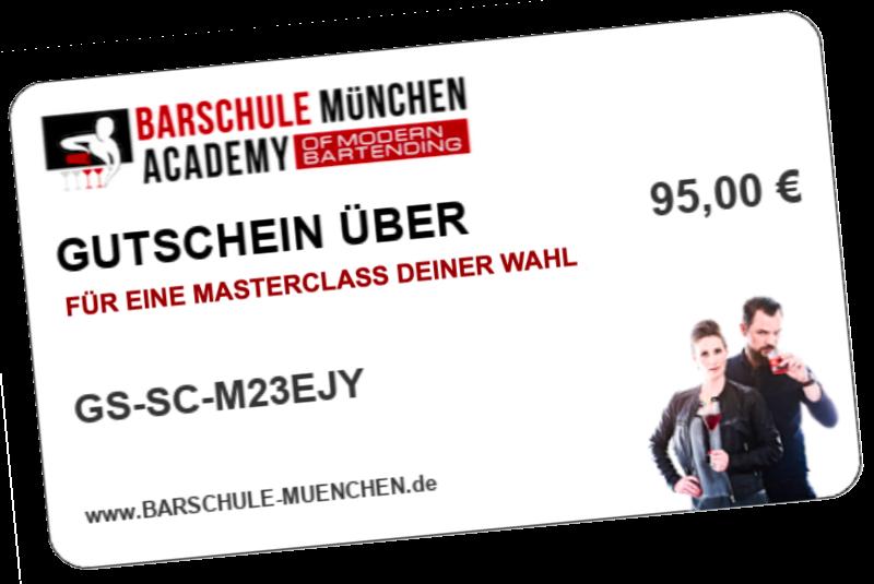 Gutschein Masterclass
